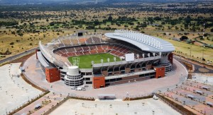 PETER MOKABA STADIUM in Polokwane