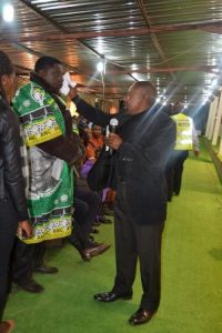 accurate prophecy in South Africa by Prophet L.N Justin